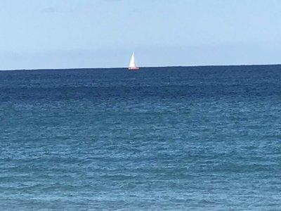 Ocean Atlantique, vue mer.