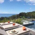 Guadeloupe Deshaies Villa Gajah Mada pour 8 personnes
