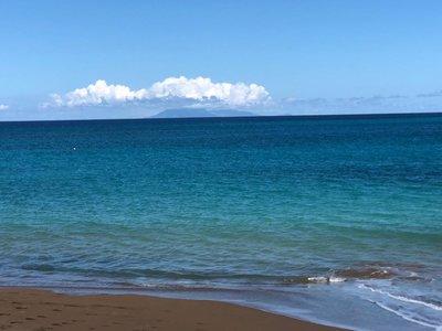 Guadeloupe Deshaies mer et vue