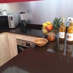 Bungalow confort et equipé Deshaies Guadeloupe