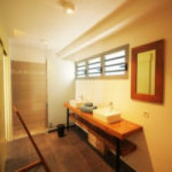 Guadeloupe Deshaies grande villa 8 personnes
