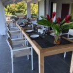 Guadeloupe Deshaies villa fôret plage
